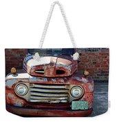 Ford In Goodland Weekender Tote Bag