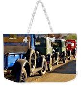Ford Lineup Weekender Tote Bag