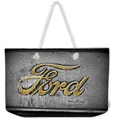 Ford Made In The Usa Weekender Tote Bag