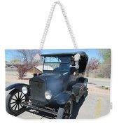 Ford Model T Weekender Tote Bag