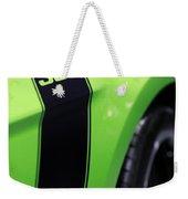 Ford Mustang - Boss 302 Weekender Tote Bag by Gordon Dean II