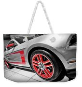 Ford Mustang Boss 302 Weekender Tote Bag