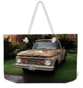 Ford Pickup, Ford 1964 Weekender Tote Bag