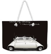 Ford Success Poster Weekender Tote Bag
