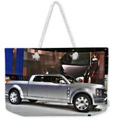 Ford Super Chief Concept  Weekender Tote Bag