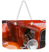 Ford V8 Right Side View Weekender Tote Bag