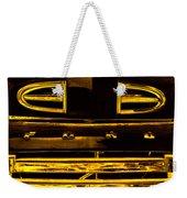 Fords Golden Truck Weekender Tote Bag