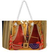 Ford's Theatre President's Box Weekender Tote Bag