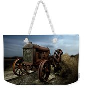 Fordson Tractor Weekender Tote Bag