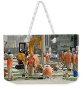 Foreign Workers - Manama Bahrain Weekender Tote Bag