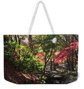Forest #7 4k Weekender Tote Bag