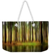 Forest Abstract Weekender Tote Bag