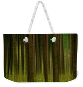 Forest Abstract01 Weekender Tote Bag
