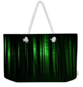 Forest Abstract03 Weekender Tote Bag