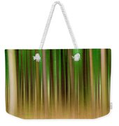 Forest Abstract04 Weekender Tote Bag by Svetlana Sewell