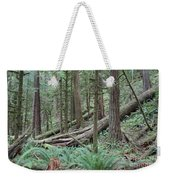 Forest And Ferns Weekender Tote Bag