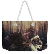 Forest Angel Weekender Tote Bag