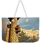 Forest Animals Weekender Tote Bag