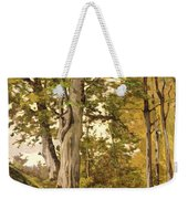 Forest At Fontainebleau Weekender Tote Bag
