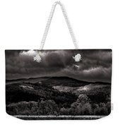 Forest Behind The Wall Weekender Tote Bag