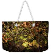 Forest Butterfly Weekender Tote Bag