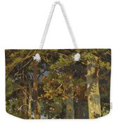 Forest Clearing Weekender Tote Bag