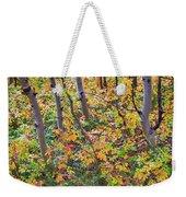 Forest Colors Weekender Tote Bag