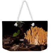 Forest Coral Fungi Weekender Tote Bag