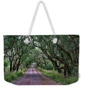 Forest Corridor Weekender Tote Bag