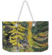 Forest Weekender Tote Bag