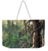 Forest Deep Weekender Tote Bag
