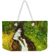Forest Fall Weekender Tote Bag