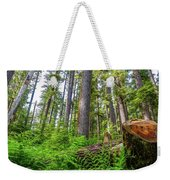 Forest Floor Of Hoh Rain Forest Weekender Tote Bag