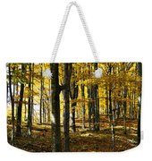 Forest Floor One Weekender Tote Bag