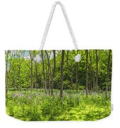 Forest Floor Dame's Rocket Weekender Tote Bag
