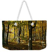 Forest Floor Two Weekender Tote Bag