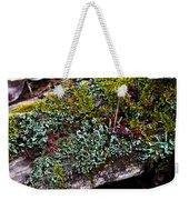 Forest Floral Delight Weekender Tote Bag