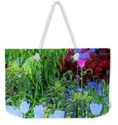 Forest Flowers Different One Weekender Tote Bag