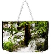 Forest Flows Weekender Tote Bag