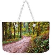 Forest Footpath Weekender Tote Bag by Carlos Caetano