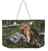 Forest Friend Weekender Tote Bag