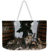 Forest Friendship Weekender Tote Bag