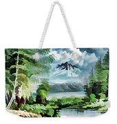 Forest Impression 18 Weekender Tote Bag