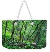 Forest In Hdr Weekender Tote Bag