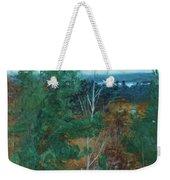 Forest Landscape Weekender Tote Bag