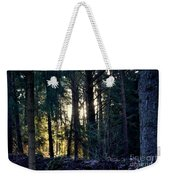 Forest Magic 8 Weekender Tote Bag