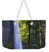 Forest Mist Weekender Tote Bag by Chad Dutson