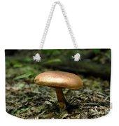 Forest Mushroom Weekender Tote Bag