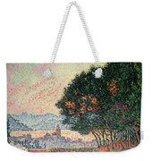 Forest Near St Tropez Weekender Tote Bag
