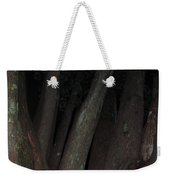 Forest Nightscape Weekender Tote Bag